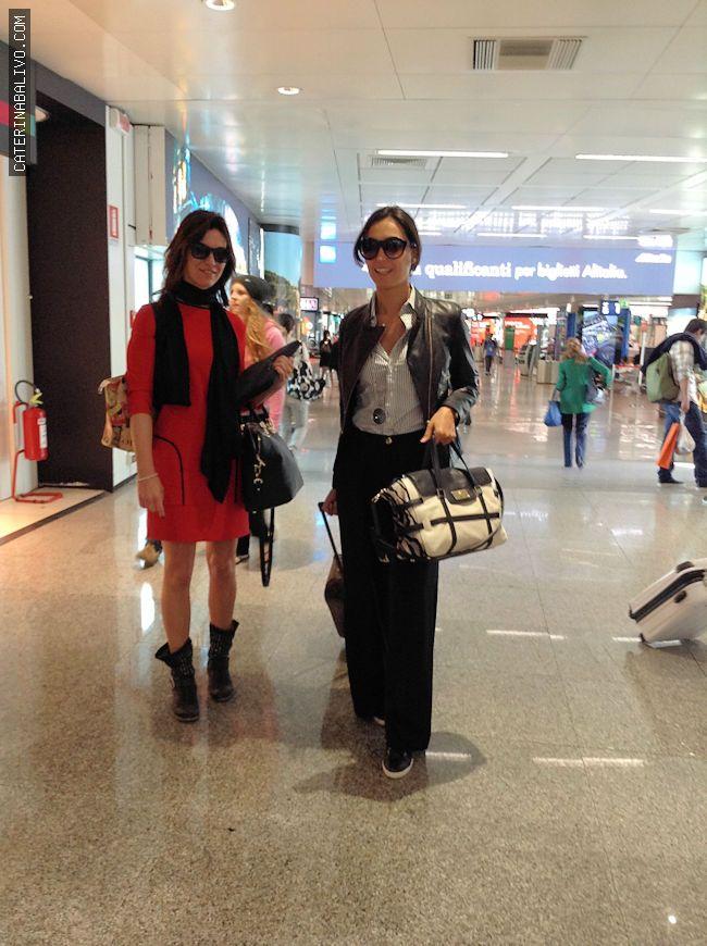 Outfit Milano-Roma | Caterina's secrets - Il blog ufficiale di Caterina Balivo