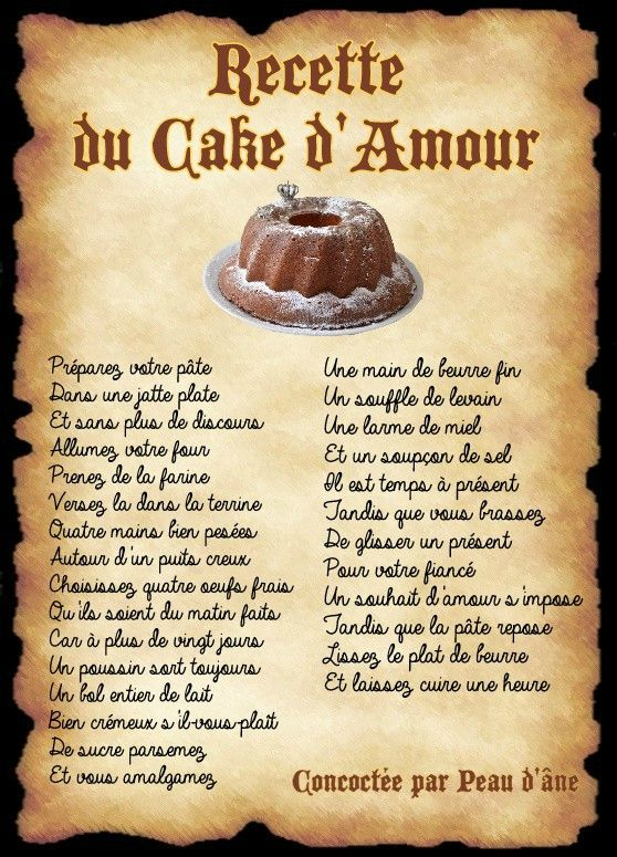 affiche cake peau d 39 ane collection contes de f e pinterest cake patisserie and beignets. Black Bedroom Furniture Sets. Home Design Ideas