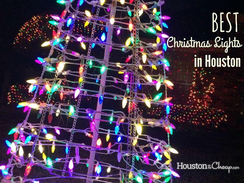 Best Christmas Lights Houston  Http://www.visitahoustontexas.com/articles/view/Alumbrados Navidenos En  Houston/173/0/