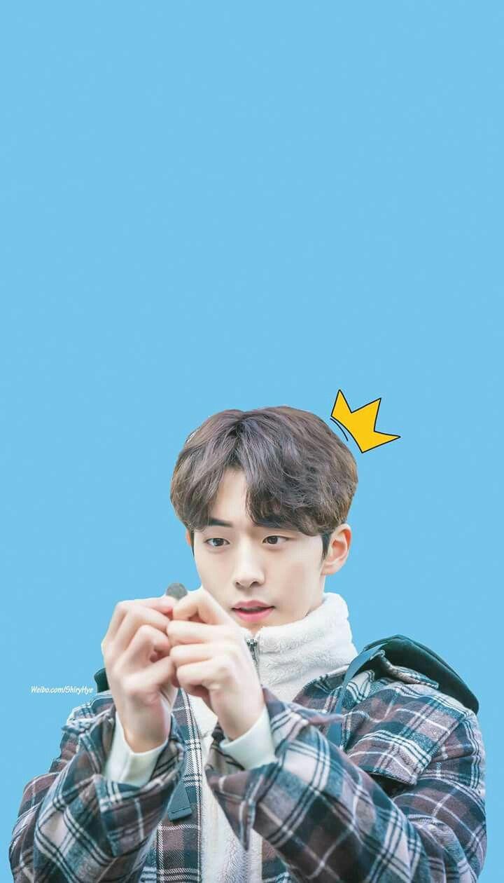 My cutie nam joo hyuk nam joo hyuk wallpaper