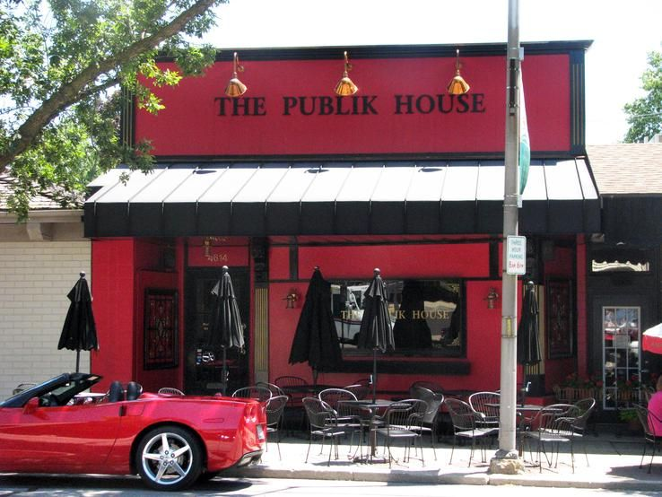 Dining Out Publik House Discovers A