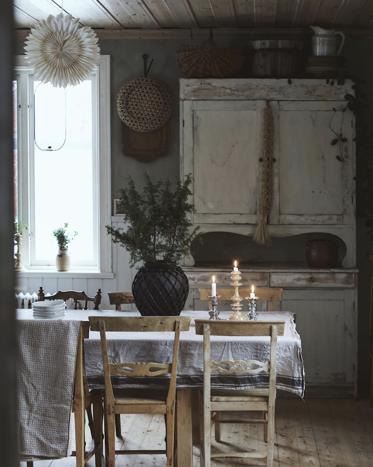 My Scandinavian Home A Cosy Rural Swedish Country Home At Christmas Country House Decor Scandinavian Home My Scandinavian Home