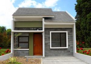 BIAYA RENOVASI RUMAH TYPE 21 2 LANTAI | Rumah minimalis ...
