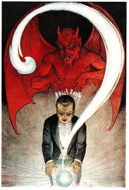 The Devil, The Magician & The Crystal Ball | Crystal Balls & Fortune