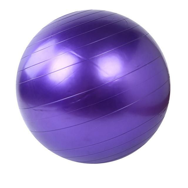 Home Exercise Workout Yoga Ball