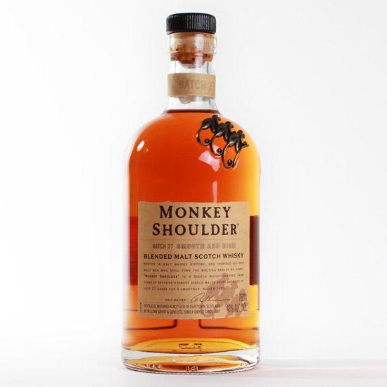 Monkey Shoulder Whisky Whisky Malt Whisky Blended Whisky