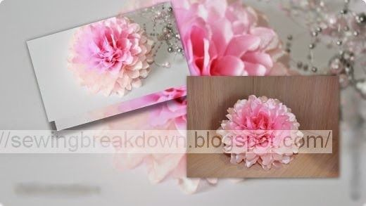 خياطة و تفصيل طريقة صنع وردة بالصو ر How To Make Rose Rose Pictures Kanzashi