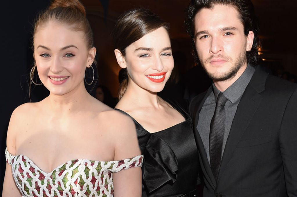 Game of Thrones stars turn out in force for San Francisco ...