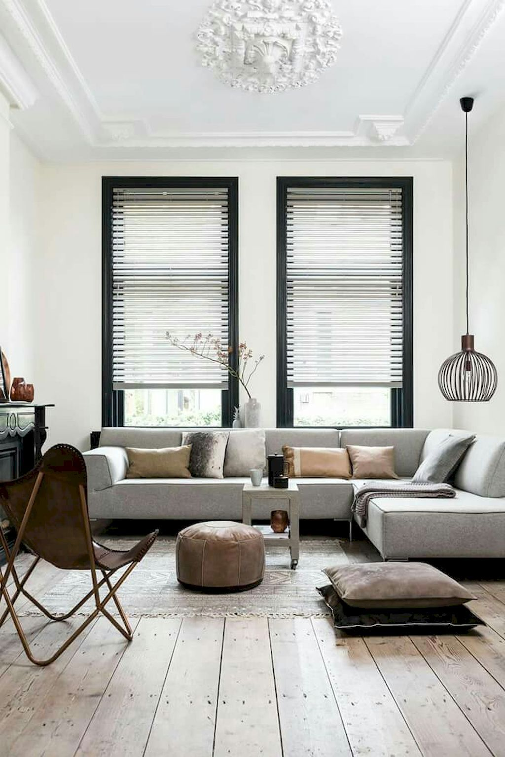 40 Beautiful Minimalist Living Room Decor Ideas