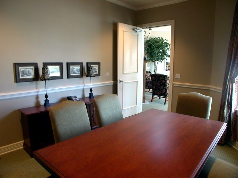 Wade Funeral Home House interior, Interior, Home