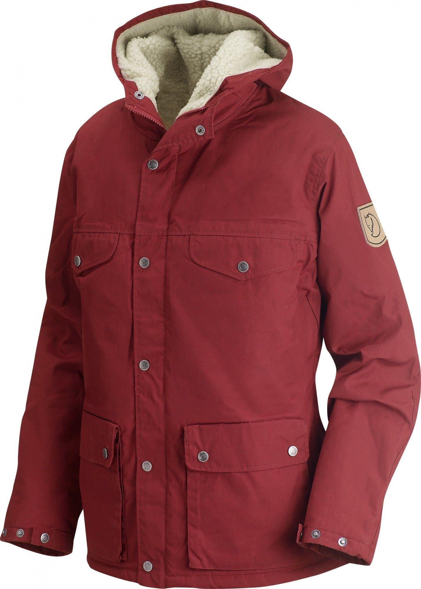 good purchase cheap special section Fjällräven Greenland Women Winter Jacket - Partioaitta ...