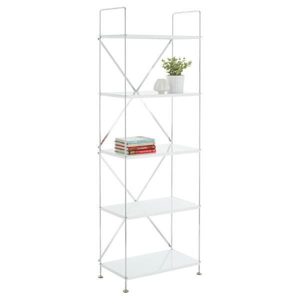 Array Yellow Bookcase In View All Furniture Cb2 For The