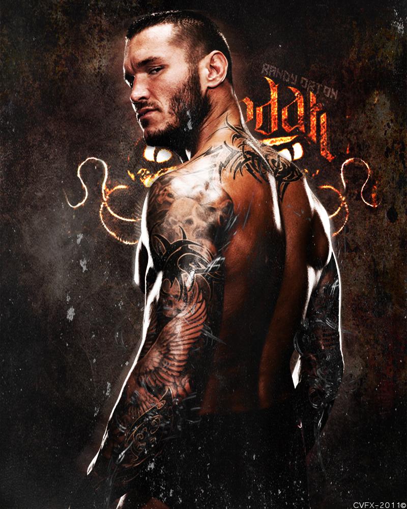 Randy Orton Poster Por Cvfx Deaviantart Com Superluchas Randy Orton Randy Orton Wwe Wrestling Wwe