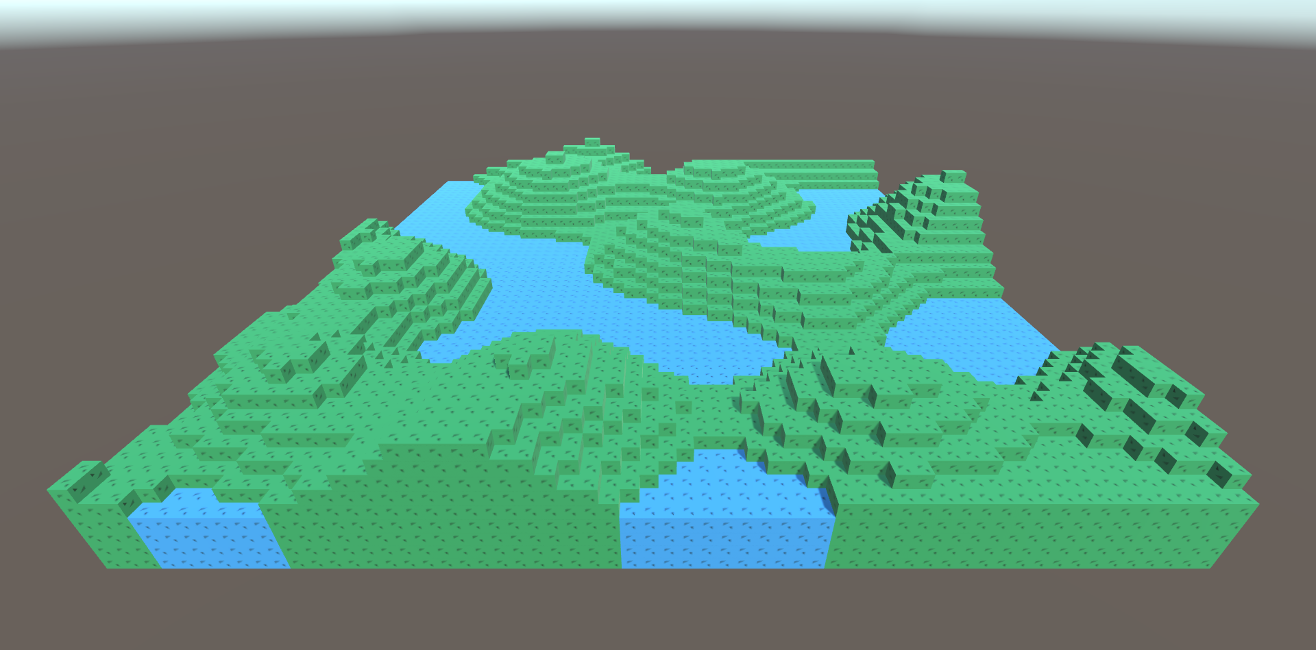 Learning more about procedural generation so I started making a