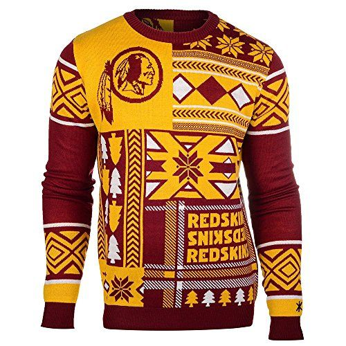 Washington Redskins Ugly Christmas Sweaters  972346347