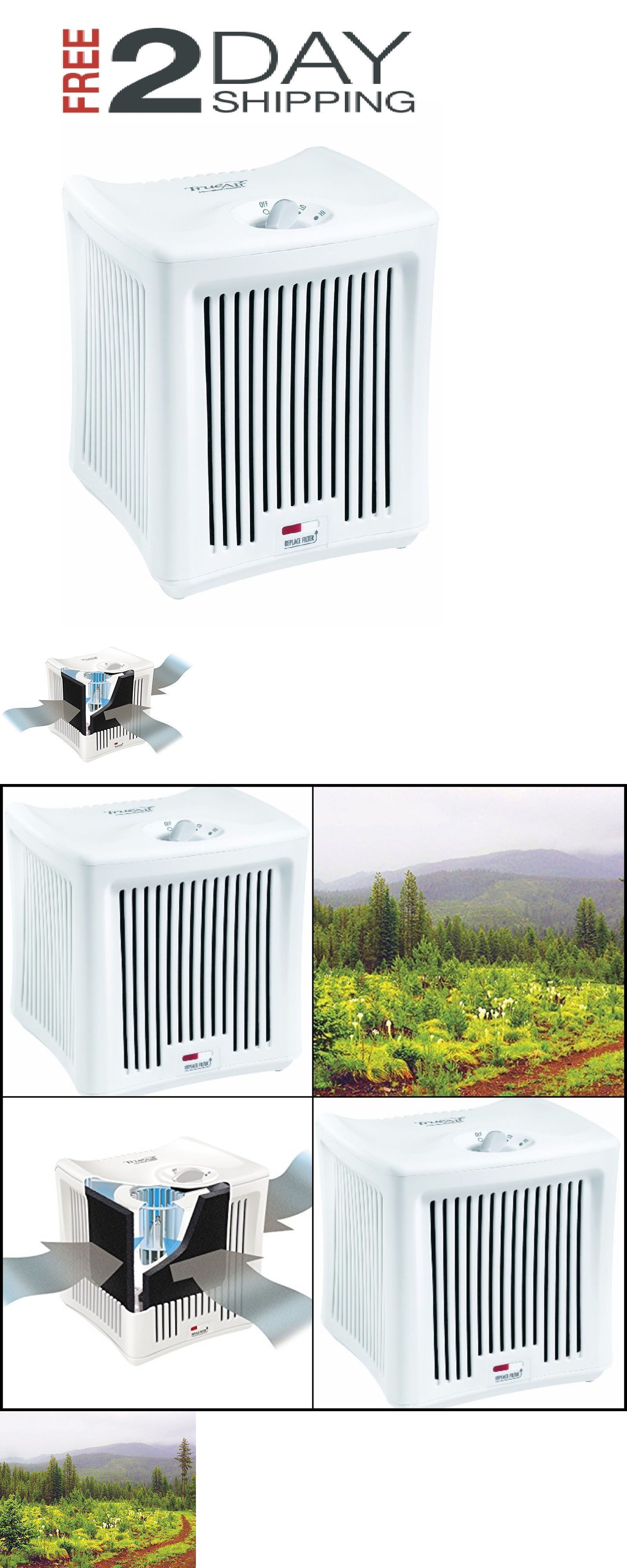 Air Purifiers 43510 Portable Air Odor Cleaner Room