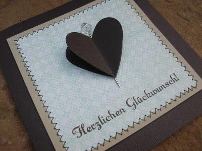 {Bellas} Papierträume: Glückwunsch zur Hochzeit
