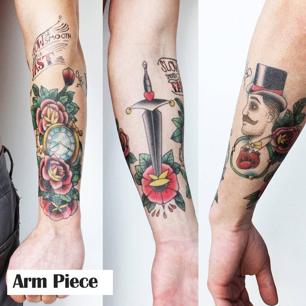 Conor Mcgregor Temporary Tattoo Set Conor Mcgregor Tattoo Rose Tattoos For Men Tattoo Designs Wrist