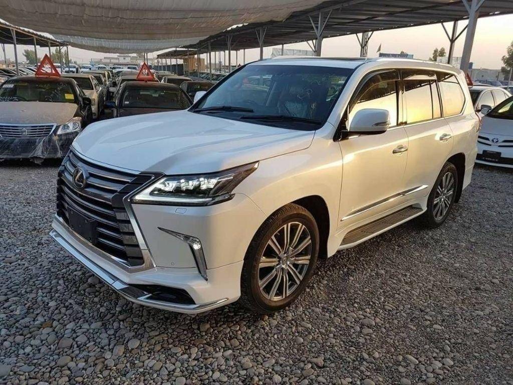 2020 Lexus Lx Lexus New Lexus Fuel Economy