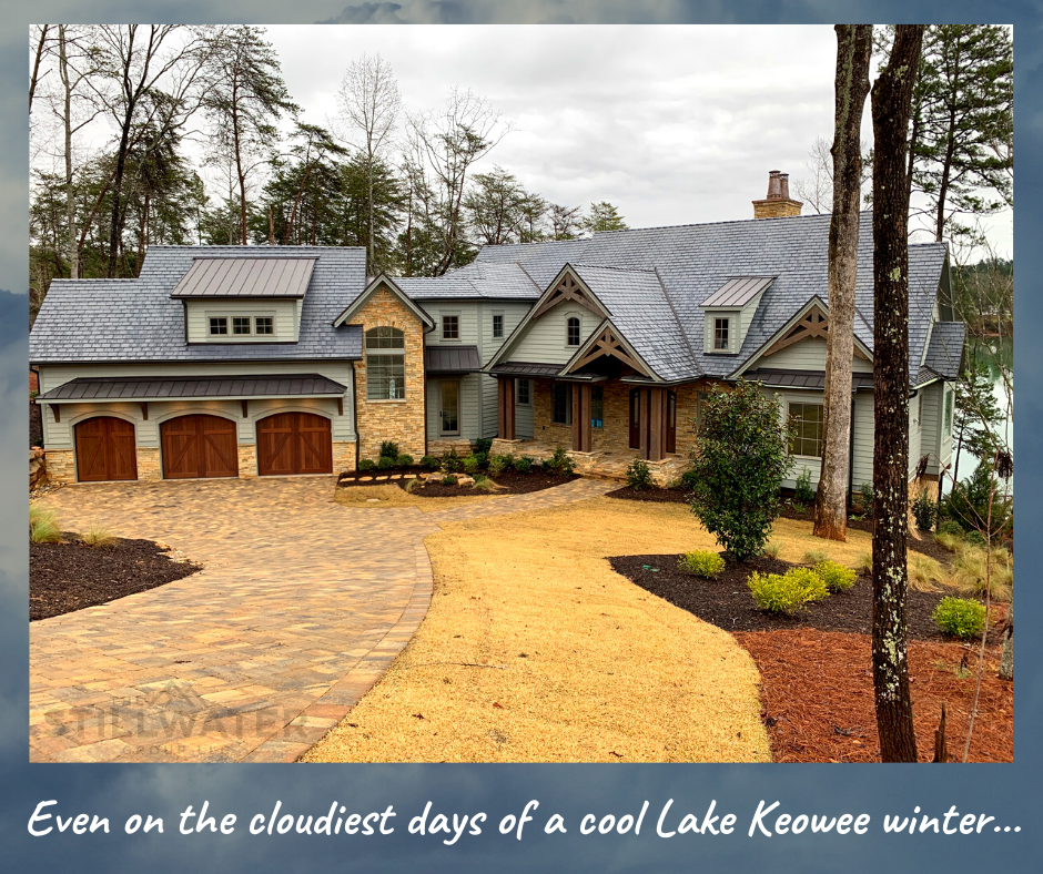 Something about the way these shine from the outside to the inside through every season.   #cloudy #cloudyday #cloudydays #forecast #lakekeoweewinter #lakekeoweefall #lakekeowee #reserveatlakekeowee #customhome #luxuryhome #customhomebuilder #customhomebuilding #winter #clouds #stillwatergroup #brandoneich #lakekeoweeSC #lakekeoweehomes #newhomes #lakekeoweerealestate