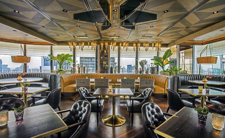 Best Asian Gril Restaurant Penthouse Bar Grill Restaurant