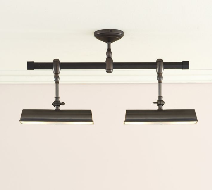 Pottery Barn Track Lighting Kits