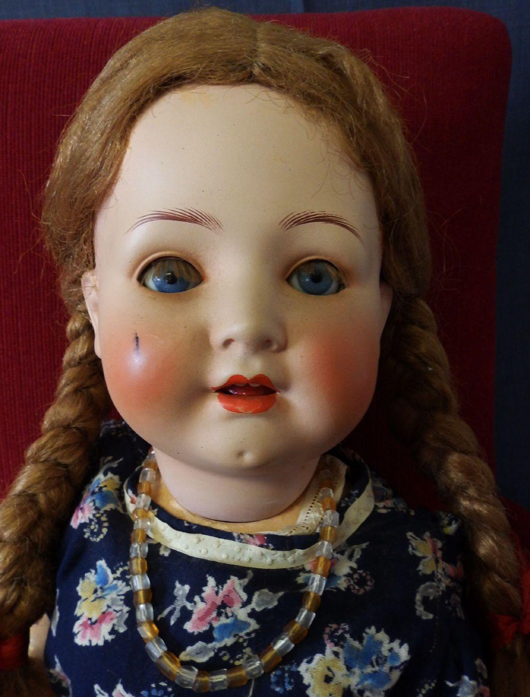 Schnau & Hoffmeister pour simon & Halbig poupée 170-4 Burggrub/Oberfranken 62cm   Antiquitäten & Kunst, Antikspielzeug, Puppen & Zubehör   eBay!
