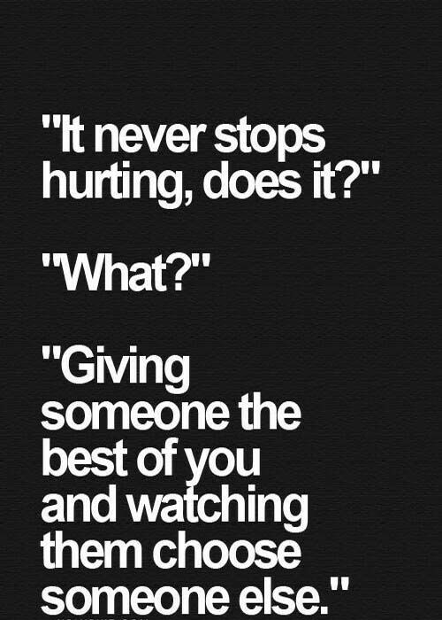Giving Someone The Best Love Quotes Pinterest Love Quotes