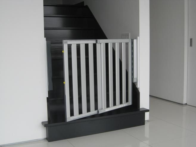 Numi Aluminum Wall Mounted Baby Gate Love It For The Home