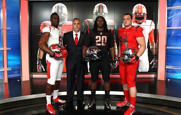 More Rutgers Pro Combat Football Sports Uniforms Amazing Pics