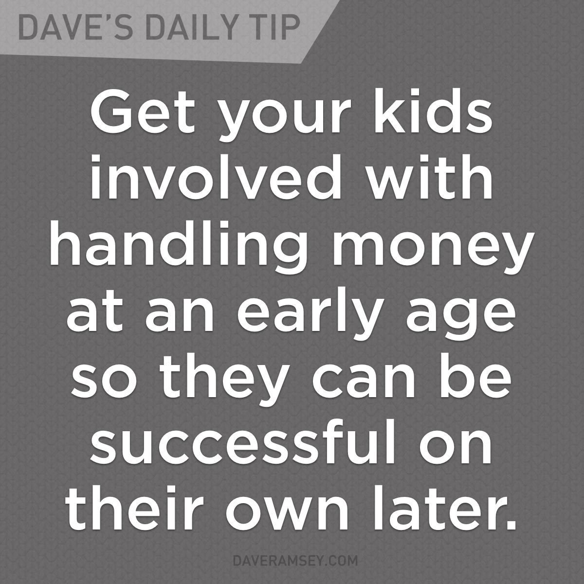 Dave Ramsey Homepage