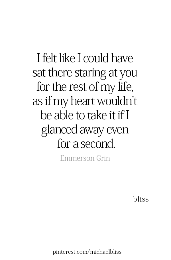 I Always Would Catch Myself Looking At You Getting Lost In A Stare I Miss You Asking Me What When Catching Feelings Quotes Old Love Quotes Forever Quotes