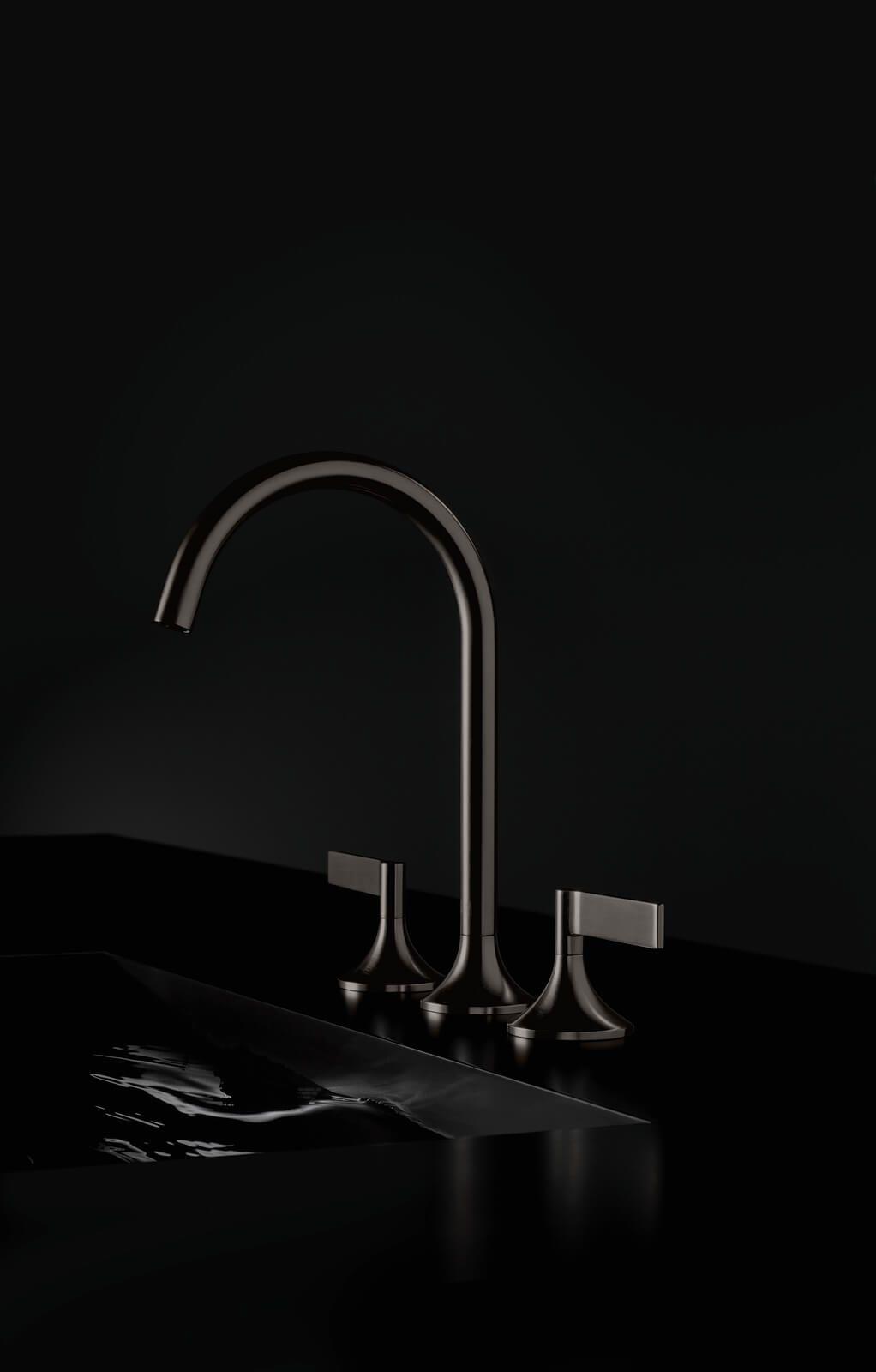 dornbracht designarmatur vaia dark platinum matt 04 ata. Black Bedroom Furniture Sets. Home Design Ideas