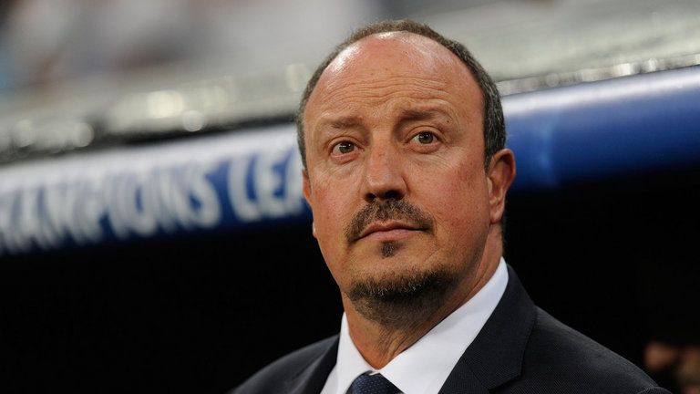 rafael benitez s net worth at the low point in his career http