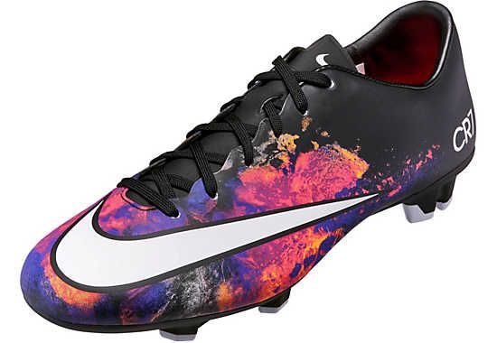 96eeba0bc219d Nike Mercurial CR7 Victory V FG Soccer Cleats. At SoccerPro now ...