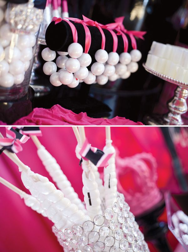 Royally sweet  juicy sixteenth birthday party th celebration also best st images ornaments centerpiece ideas rh pinterest