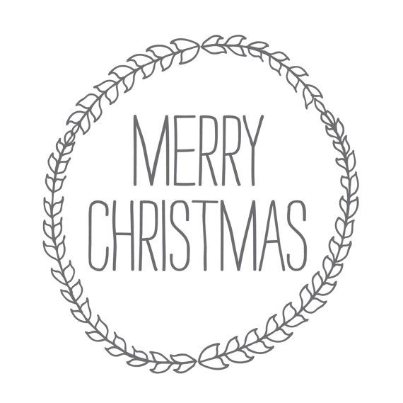 Merry Christmas stamp by Tupy Boutique   *Tupy Boutique ...