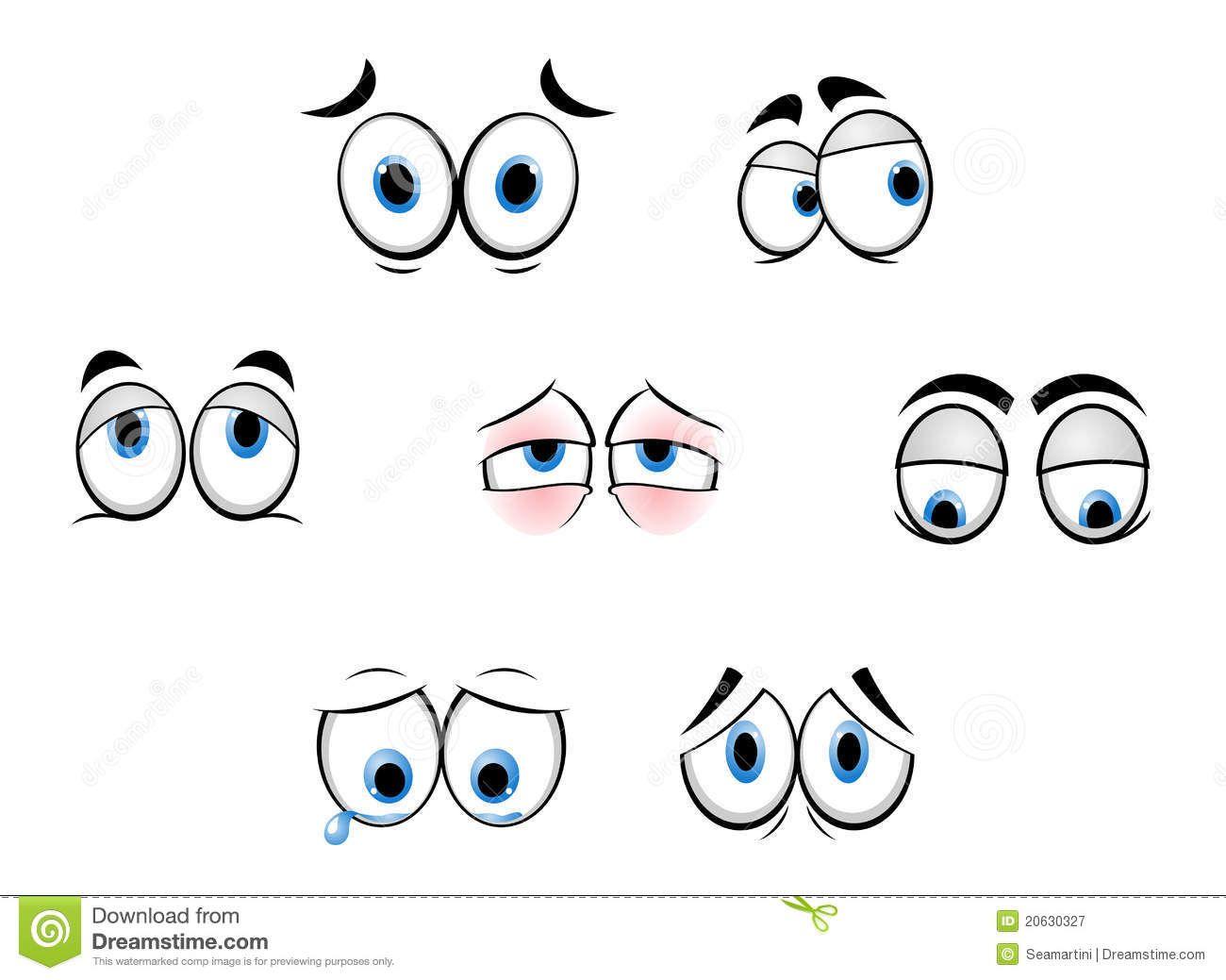 Cartoon Eyes Cartoon Eyes Face Artwork Cartoon Faces