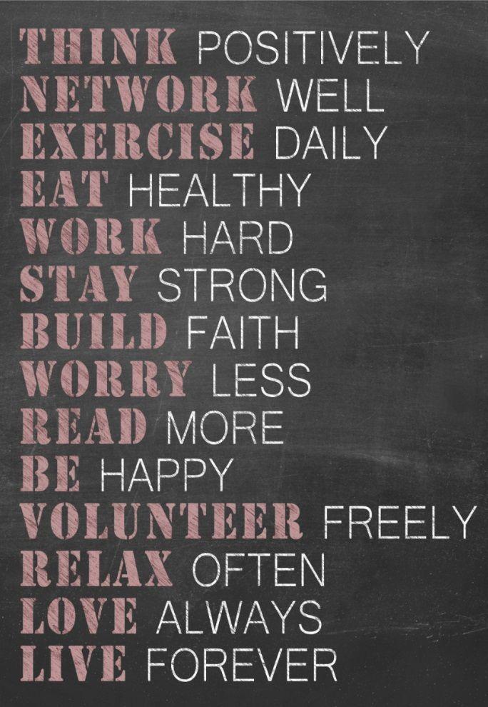 Sprüche Leben Positiv