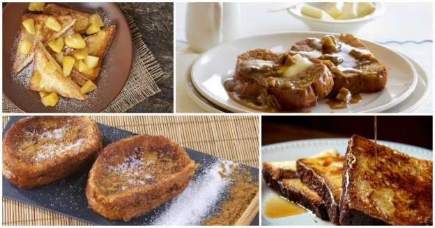 A rabanada é uma receita muito econômica, poucos ingredientes são utilizados na receita e é perfeita... - Receitas sem Fronteiras
