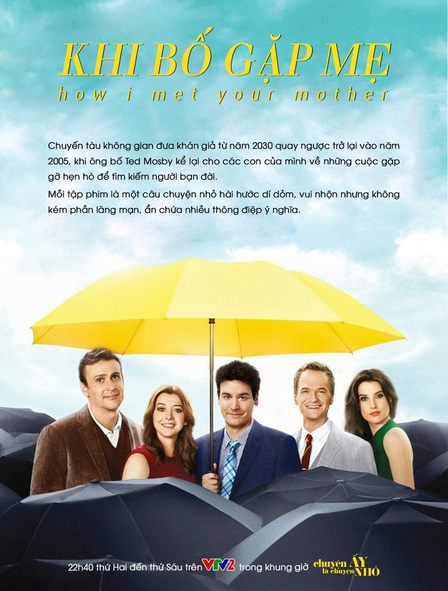 Phim Khi Bố Gặp Mẹ | VTV2