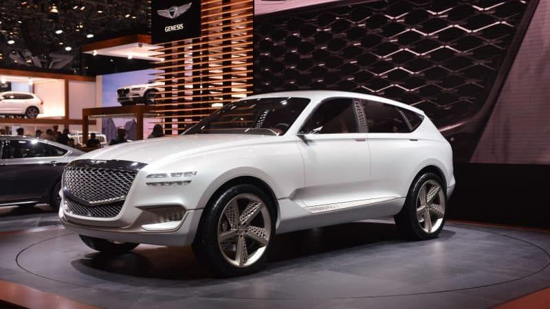 Best Crossover Suv 2020.2020 Genesis Gv80 Will Be One Of The Best Crossovers 2020 Is