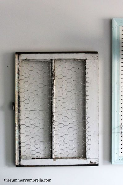 diy reclaimed window inspiration board, crafts, painted furniture ...