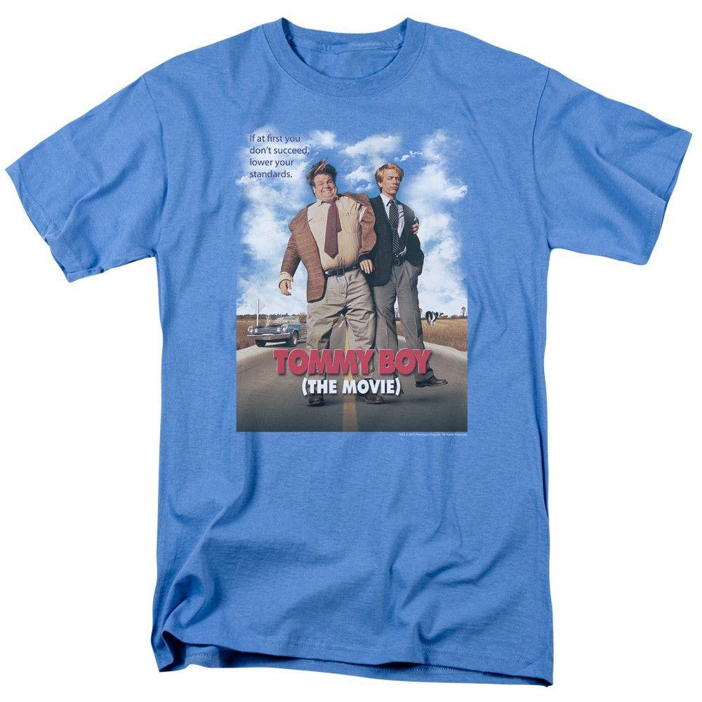 Tommy Boy Movie Poster Tommy boy movie, Boys t shirts