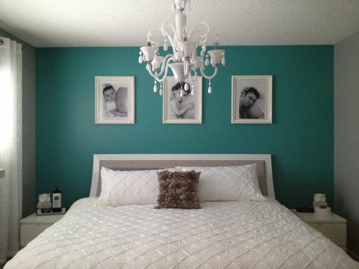 34++ Deco chambre adulte bleu canard ideas in 2021