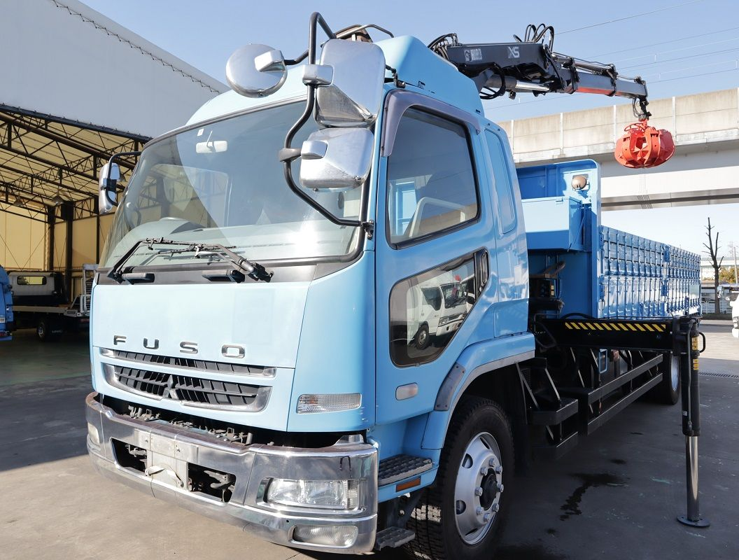 2008 Mitsubishi Fuso Hiab Crane Truck 5 7 Ton Pdg Fm62fz In 2020 Trucks Used Trucks Used Trucks For Sale