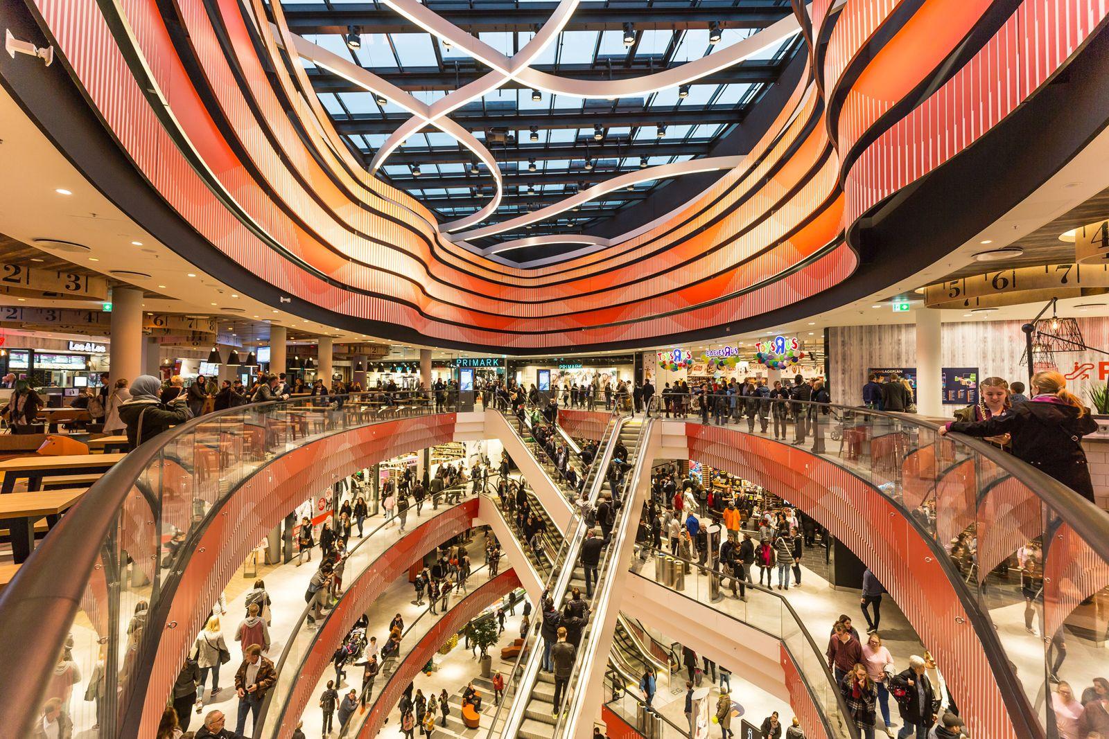 Image Result For Successful Thematic Mall Public Space Design Architecture Landscape Plans