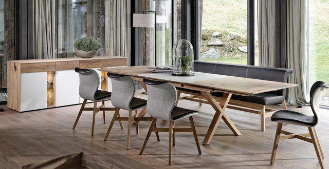 Tolle Stühle! Übrigens österreichische Handwerkskunst For the - esszimmer eckbank voglauer