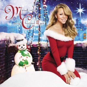 Mariah Carey All I Want For Christmas Is You Merry Christmas Columbia C 1994 Http Www Youtube Mariah Carey Corazon Musical Villancico