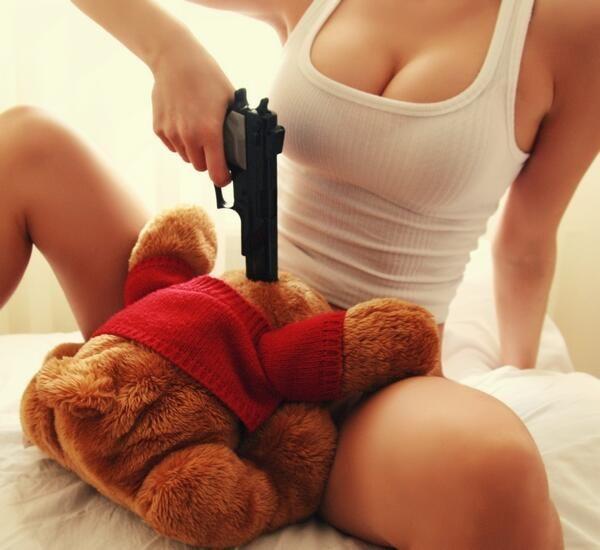 female fuck teddy bears